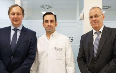 RKK Klinikum und Zentrum für Strahlentherapie schließen Kooperationsvertrag