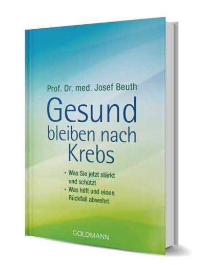Gesund bleiben nach Krebs (ISBN 978-3-442-17255-9)