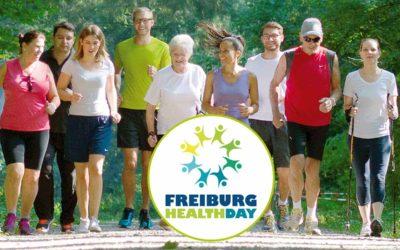 FREIBURG HEALTH DAY: Am 21. September 2019 sind alle eingeladen!