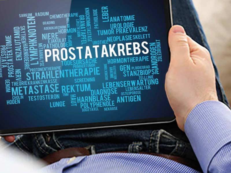 Gesundheitsforum am 14. Oktober 2019: Neue Perspektiven bei Prostatakrebs