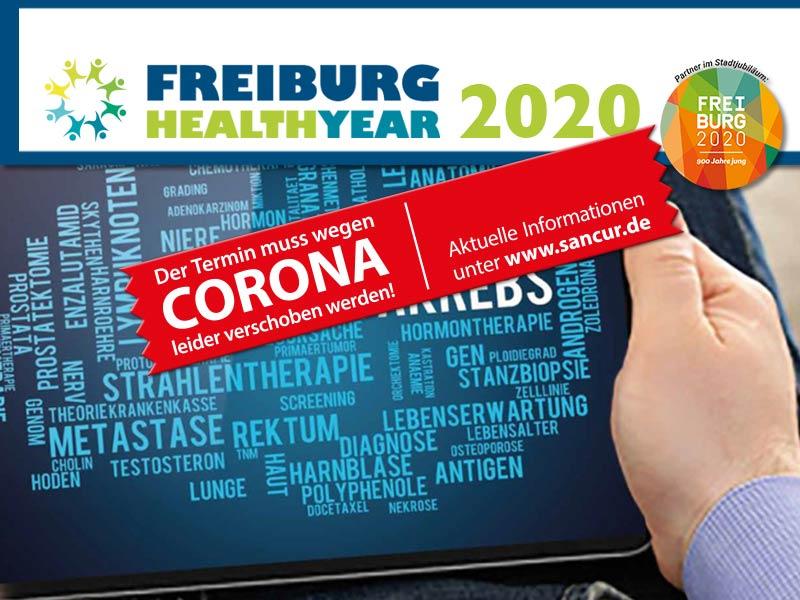 08.12.2020 Gesundheitsforum: Neue Perspektiven bei Prostatakrebs