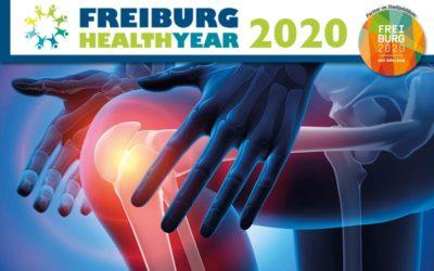 01.01.2020 Gesundheitsforum: Arthrose und Altersmedizin