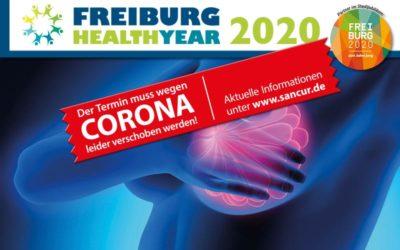 25.05.2020 Gesundheitsforum: Dem Brustkrebs vorbeugen