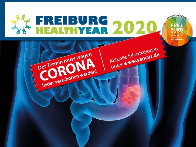 16.06.2020 Gesundheitsforum: Darmkrebs – Prävention und moderne Therapie