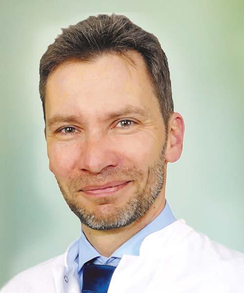 Professor Dr. Stefan Tritschler