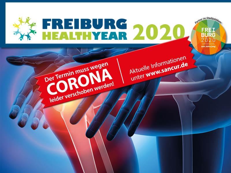 01.04.2020 Gesundheitsforum: Arthrose und Altersmedizin