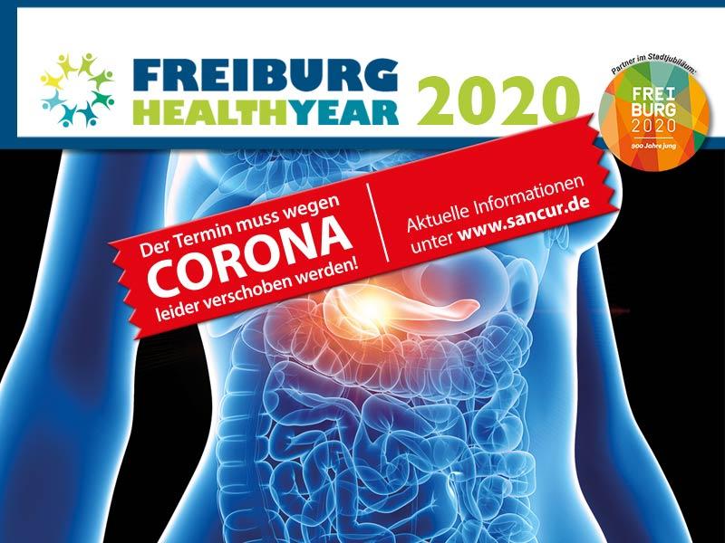 31.03.2020 Gesundheitsforum: Brennpunkt Bauchspeicheldrüse